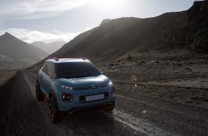 Vijesti - Citroën predstavio konceptni C-Aircross