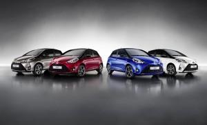 Vijesti - Toyota osvježila europski Yaris