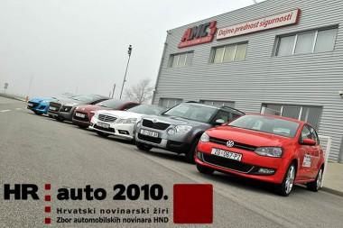 Vijesti - Volkswagen Polo je HR auto 2010.