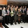 Dobitnici glavnih nagrada i posebnih priznanja s članovima Hrvatskog novinarskog žirija