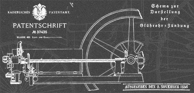 Škola - Načelo rada motora