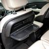 Sklopivi stolići na stražnjoj strani prednjih sjedala već su uobičajeni detalj u Scénicu, no uvijek nas potsjete kako Renault pazi na svaki (obiteljski) detalj