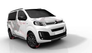 Vijesti - Citroën u Ženevi predstavlja SpaceTourer 4X4 Ë