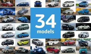 Vijesti - Toyota je prodala preko 10 milijuna hibridnih vozila