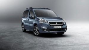 Vijesti - Peugeot Partner Tepee Electric stiže u Ženevu