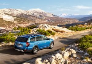 Vijesti - Dacia Logan MCV ubuduće u Stepway izvedbi