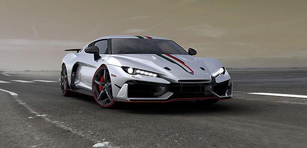 Italdesign predstavio svoj V10 model