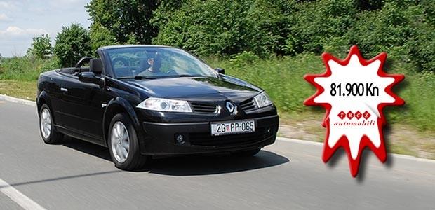 Rabljeni - Renault Mégane CC 1.6 16V Dynamique