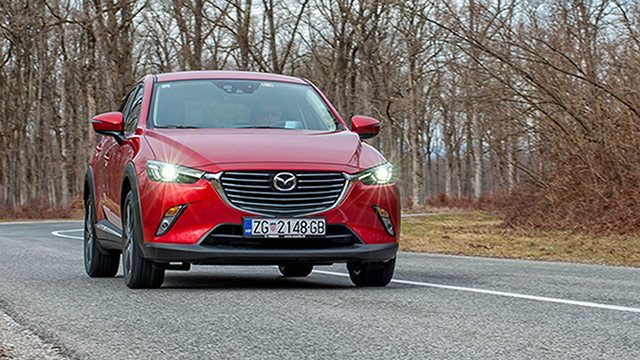 Mazda CX-3 G120 AT Revolution