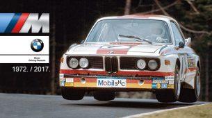 BMW M GmbH slavi 45 godina
