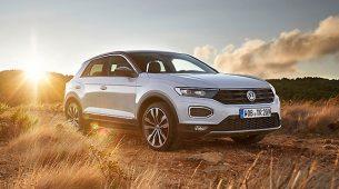 Volkswagen želi T-Roc R učiniti najagilnijim modelom klasi