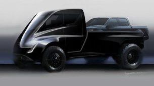 Tesla sljedeće godine predstavlja svoj pickup?