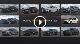 Euro NCAP testirao sustave autonomnog upravljanja