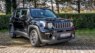 Jeep Renegade facelift