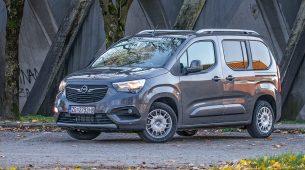 Opel Combo Life i Combo Van