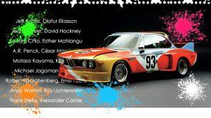 BMW Art Cars: 40 godina
