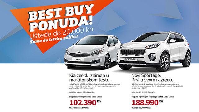 autonet • Kia ima Best Buy ponudu