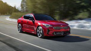 Kia Stinger: moderni GT s bi-turbo V6 motorom