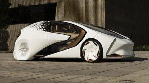 Toyota predstavila Concept-i