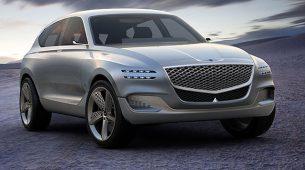 Genesis planira i treći SUV