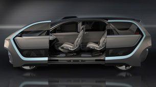 Chrysler predstavio koncept nazvan Portal