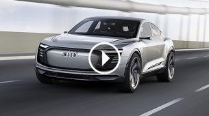 Audi E-Tron Sportback najavljuje produkcijski model koji stiže 2019.