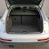 Prtljažnik Audija Q3 zaprima 460 / 1365 dm3 što će zadovoljiti obiteljske potrebe