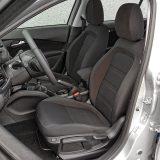 """Prednja sjedala nude dobru potporu tijelu za dulje boravke u vozilu, a tu je i zadovoljavajuće bočno """"držanje"""""""