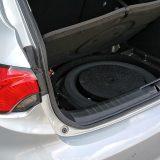 Rezervni kotač s pneumatikom dimenzija 205/55 R 16 dio je serijske opreme...