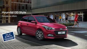Hyundai i20 Style već za 85.990 kn