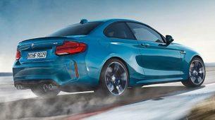 Preuranjena objava fotografija osvježenog BMW-a M2