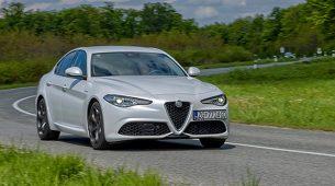 Alfa Romeo Giulia 2.2 JTDM Q4 Veloce