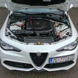 Najsnažnija izvedba 2,1-litrenog dizelskog motora pokretala je testiranu Giuliu. Na raspolaganju je 209 KS i 470 Nm. Ipak, zvuk ovog pogonskog stroja trebao bi biti bolji