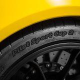 Serijske gume za Porsche 911 GT3: Michelin Sport Cup 2 N1
