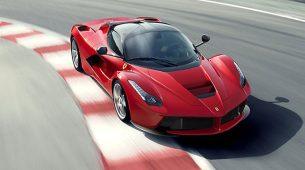 Električni Ferrari neće stići prije 2023.