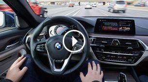 BMW objasnio razine sustava autonomnog upravljanja