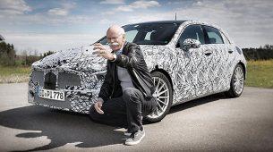 Mercedes-Benz – nova A klasa stiže sljedeće godine