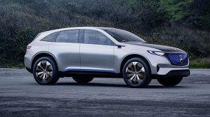 Mercedes-Benz u Frankfurtu predstavlja EQ hatchback