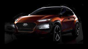 Hyundai priprema električnu izvedbu modela Kona?