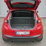 Prtljažnik zaprima 350 dm3 i to je, zaključit ćemo, sasvim dovoljno za jedan automobil ovakvih dimenzija