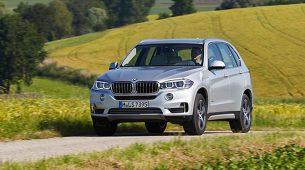 Novi BMW X5 - posljednja saznanja