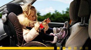 HAK - rezultati testa dječjih auto sjedalica (06/2017)
