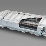 Za pohranu električne energije ugrađena je nikal-metal-hidridna (NiMH) baterija nominalnog napona od 201,6 V i kapaciteta od 1,31 kWh
