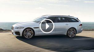 Jaguar predstavio karavanski XF Sportbrake