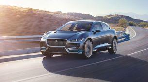 Jaguar započeo proizvodnju modela I-Pace