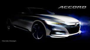 Honda najavila premijeru nove generacije modela Accord