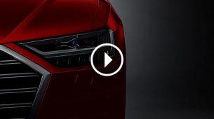 Audi nastavio s razotkrivanjem novog A8