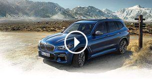 Prve fotografije novog BMW-a X3
