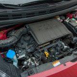 Uz 87 KS i najveći okretni moment od 121 Nm ovaj 4-cilindrični benzinac nije odveć štedljiv, posebno s obzirom na neophodne visoke okretaje