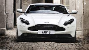 Aston Martin DB11 s AMG-ovom V8 motorom